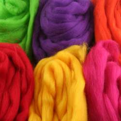 Merino mixed pack  brights - 300g