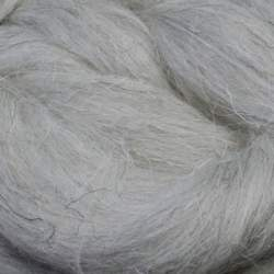 Swaledale top light grey - 100g