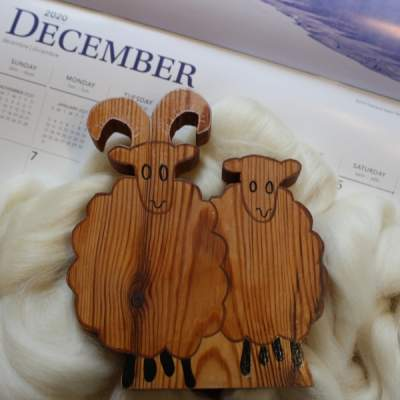 Luxury Fibre Advent Calendar with Free UK Delivery