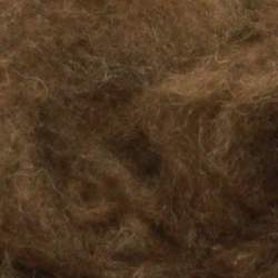 Bergschaf wool natural brown 100g