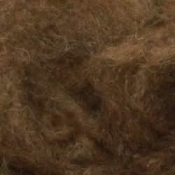 Bergschaf wool natural brown 100g