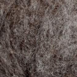 Bergschaf wool natural anthracite 100g