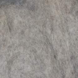 Bergschaf wool natural light grey 100g