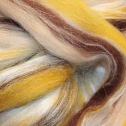 Sienna Merino/Silk blend - 100g