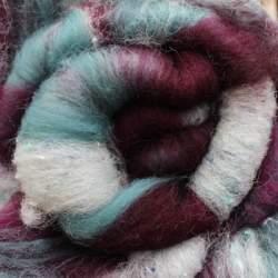 Stormbringer carded wool batt - 100g