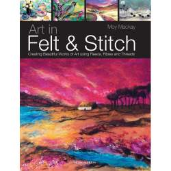 Art in Felt and Stitch by Moy Mackay