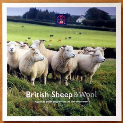 British Sheep and Wool book