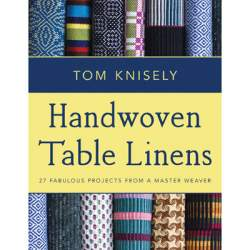 Handwoven Table Linens by Tom Knisley