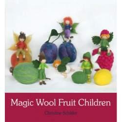 Magic Wool Fruit Children by Christine Schäfer
