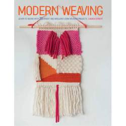 Modern Weaving by Laura Strutt