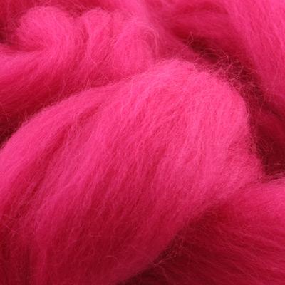 Merino Top Bright Pink  - 100g
