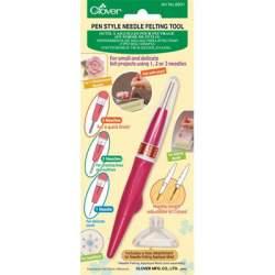 Clover Pen Style Needle Felting Holder -1/2/3 needles