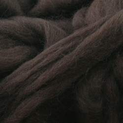Merino Top Dark Brown  - 100g