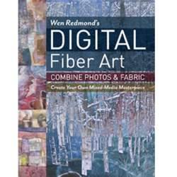 Digital Fiber Art by Wen Redmond