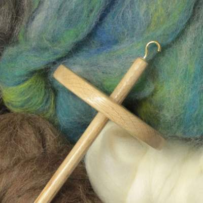 Drop Spindle Spinning Kit