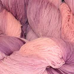 Merino lace weight yarn 100g - Aster