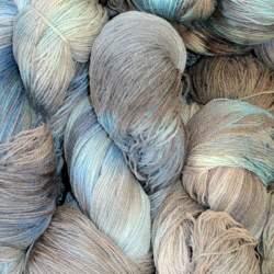 Merino lace weight yarn 100g - Stormy Skies