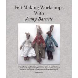Felt Making Workshops with Jenny Barnett