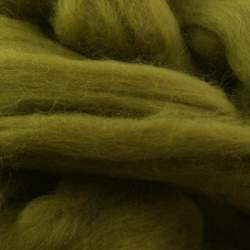 Merino Top Light Olive  - 100g