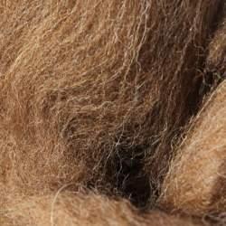 Manx Loaghtan top fawn - 100g