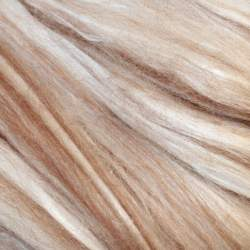 Merino / Alpaca / Camel / Silk blend