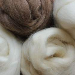British wool rare breeds pack - 200g