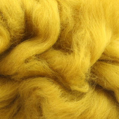 Merino Top Old Gold  - 100g