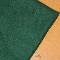 Dark Green  Merino wool prefelt - 50cm × 50cm
