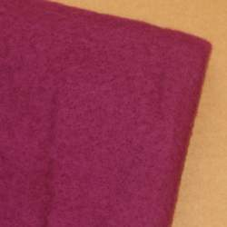 Fuchsia Merino wool prefelt - 50cm × 50cm