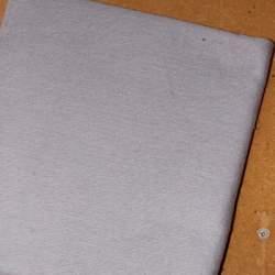 Light Grey Merino wool prefelt - 50cm × 50cm