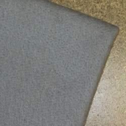 Mid Grey Merino wool prefelt - 50cm × 50cm