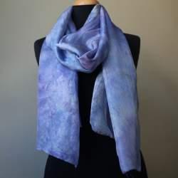Tashkent Silk paj scarf length 196cm x 45cm