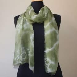 Taraz Silk chiffon scarf length 188cm x 34cm