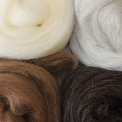 Shetland top mixed pack - 200g