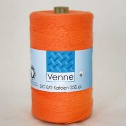 Venne 8/2 Organic Unmercerised Cotton - Jaffa-5-2002