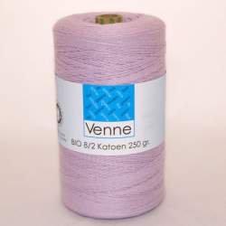 Venne 8/2 Organic Unmercerised Cotton - Iris 5-4048
