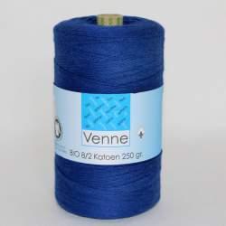 Venne 8/2 Organic Unmercerised Cotton - Royal Blue 5-4075