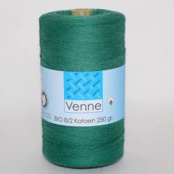 Venne 8/2 Organic Unmercerised Cotton - Kentucky Blue 5-5003