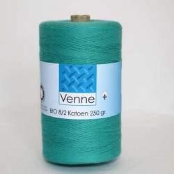 Venne 8/2 Organic Unmercerised Cotton - Opal 5-5014