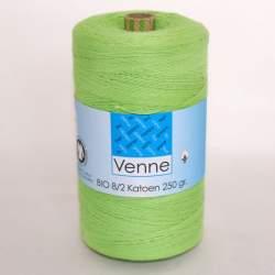 Venne 8/2 Organic Unmercerised Cotton - Apple 5-5043