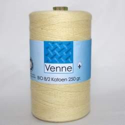 Venne 8/2 Organic Unmercerised Cotton - Irish Cream 5-6018