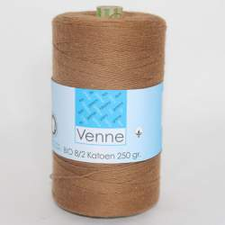 Venne 8/2 Organic Unmercerised Cotton - Fawn 5-6024